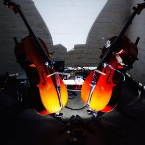 Cello feedback