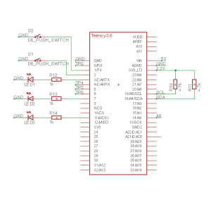 Teensy schematic