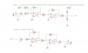 Audio schematic